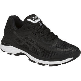 asics GT-2000 6 Shoes Women Black/White/Carbon